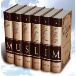 Sahih Muslim arabe-français en 6 tomes