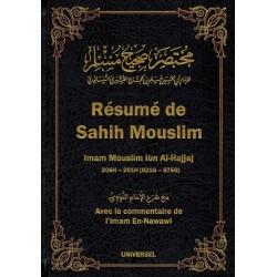 Résumé de sahih Mouslim