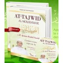 AT-TAJWID AL-MOUSSAWAR en 2 volumes+ Cd-Rom ( Français -Arabe)