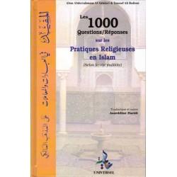 Les 1000 questions réponses sur les pratiques religieuses en islam