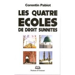 Les quatres écoles de droit sunnites