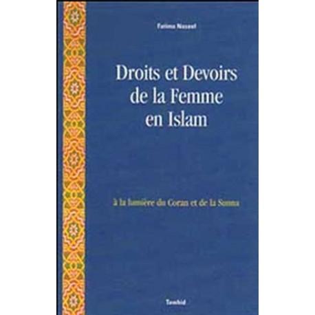 Femme Et Islam Droits Et Devoirs De La Femme En Islam Livre Islam Femme