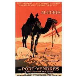 Algeria - To Magical and Glorious Islam