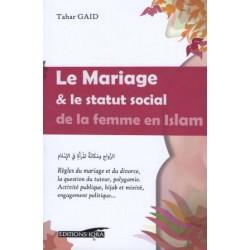 Mariage et le statut social de la femme en Islam