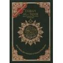 Coran al-tajwîd avec traduction des sens en français