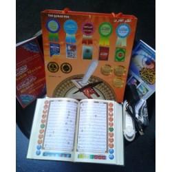 Coran avec stylo, lecteur multilingue