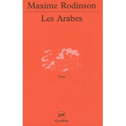 Les Arabes de Maxime Rodinson