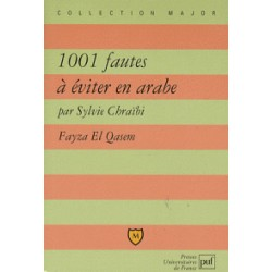 1001 fautes à éviter en arabe