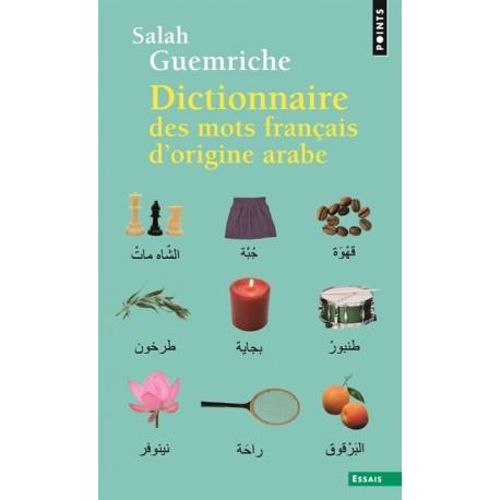 Dictionnaire des mots fran ais d origine arabe livre - Dictionnaire cuisine francais ...