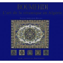 Boumehdi, Art de la céramique en Algérie