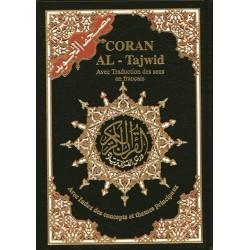 Coran al-Tajwid arabe-français