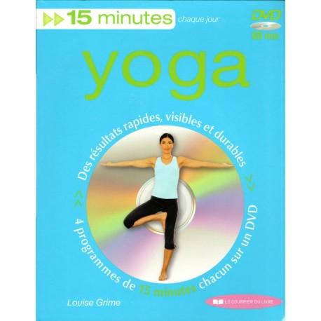 YOGA, Livre + DVD