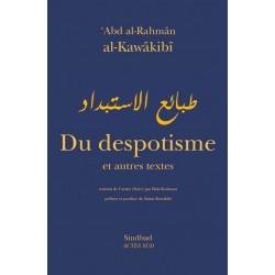 Du despotisme et autres textes