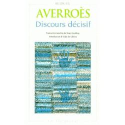 Discours décisif - Edition bilingue français-arabe