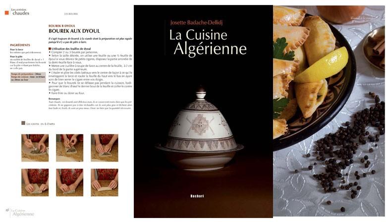 La cuisine Algérienne d'hier et d'aujourd'hui